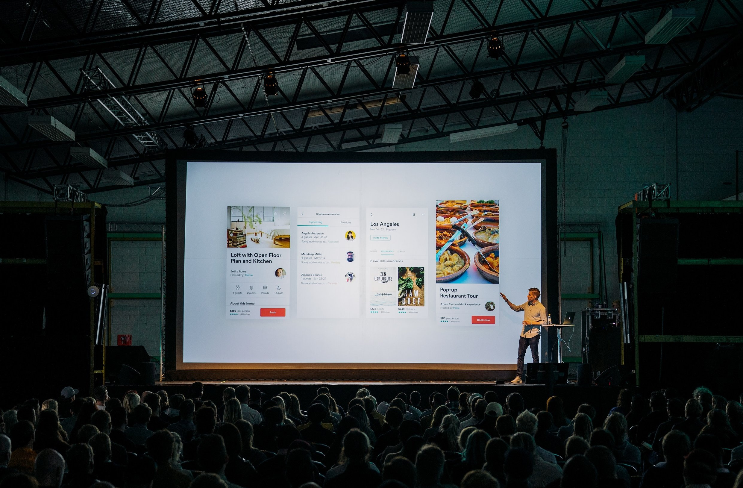 Firneo at Conferences - See pictures