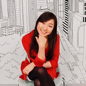 Lucia Liu - Co-Founder, Rock the Boat