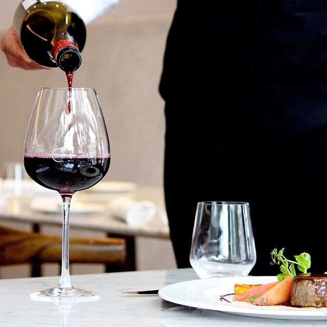 Experience memorable tastes matched to perfection 🍴🍷