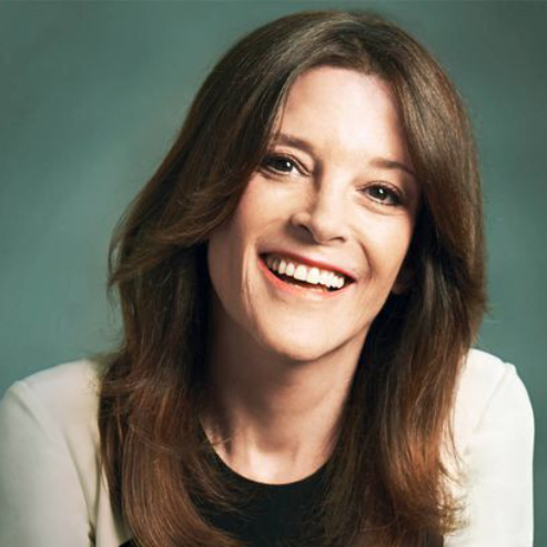 Marianne Williamson, Bestselling Author