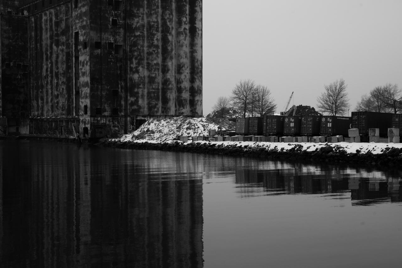 B&W   Assorted Black & White photos.