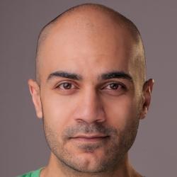Maboud Ebrahimzadeh, Actor