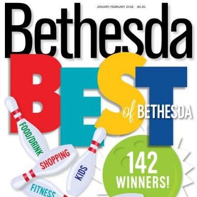 January/February 2018  -    Bethesda Magazine