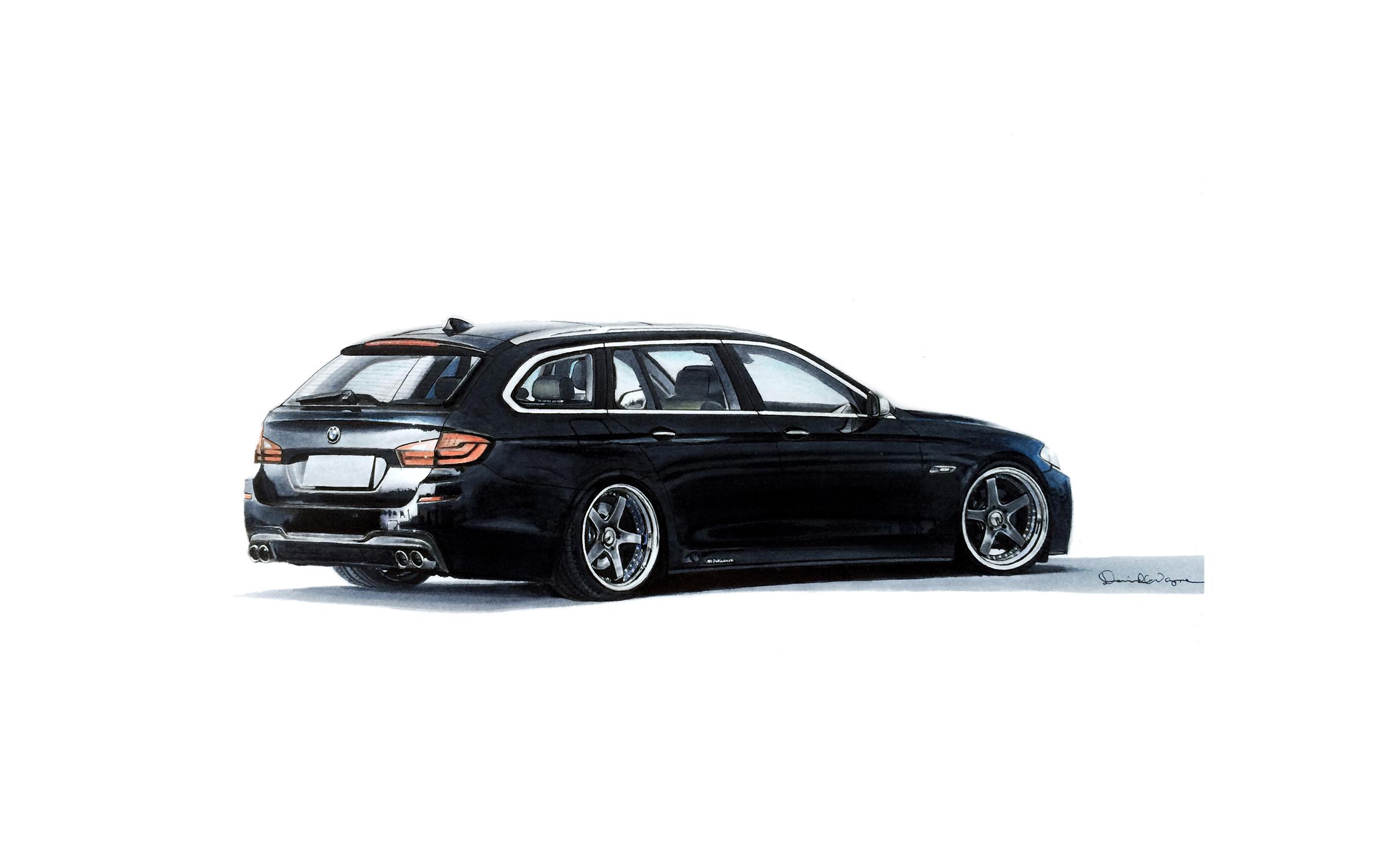 BMW 530i Touring (F11)