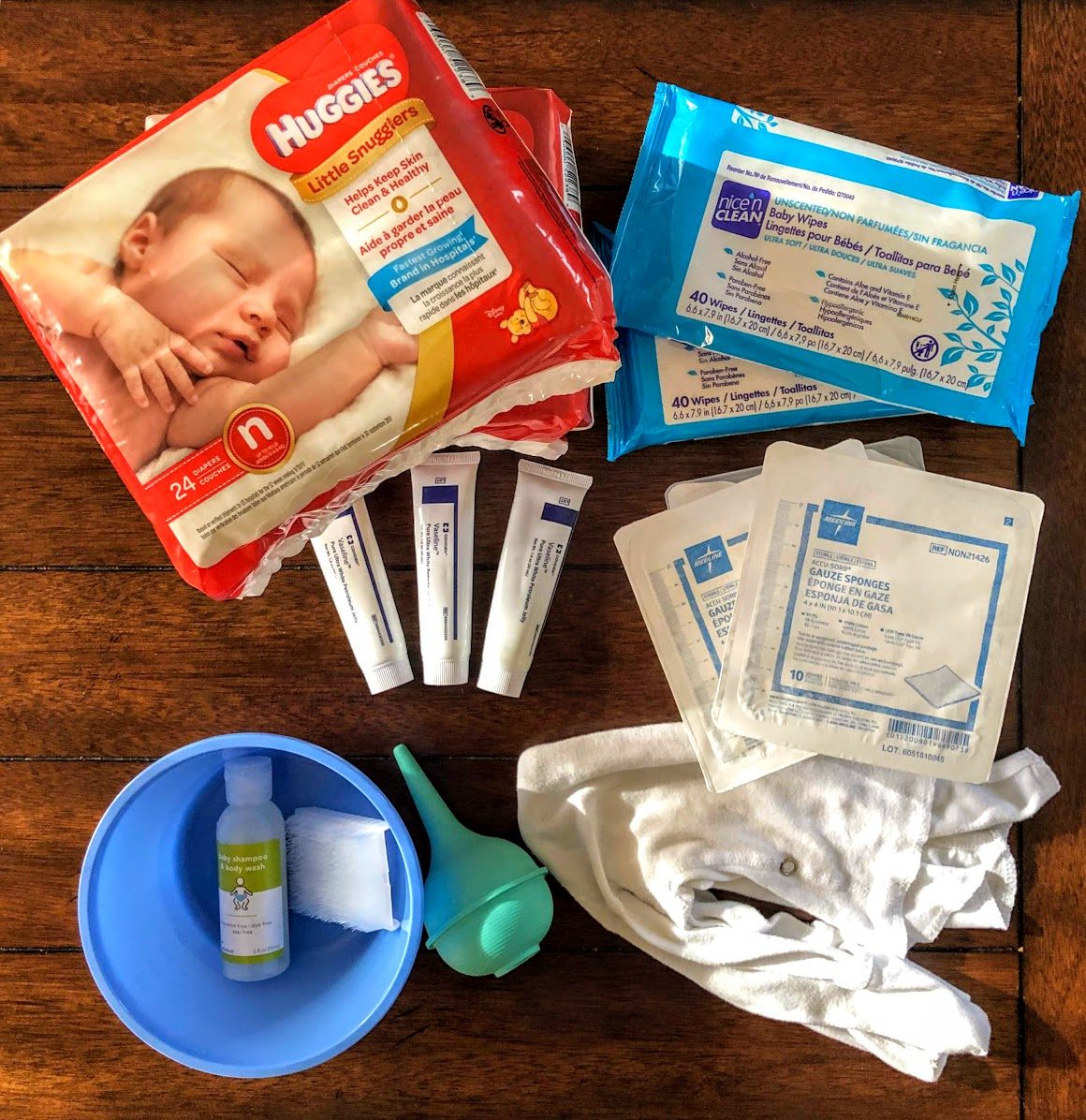 What Hospital Provides for Baby and Mom's Postpartum Care | Project Managing Mama