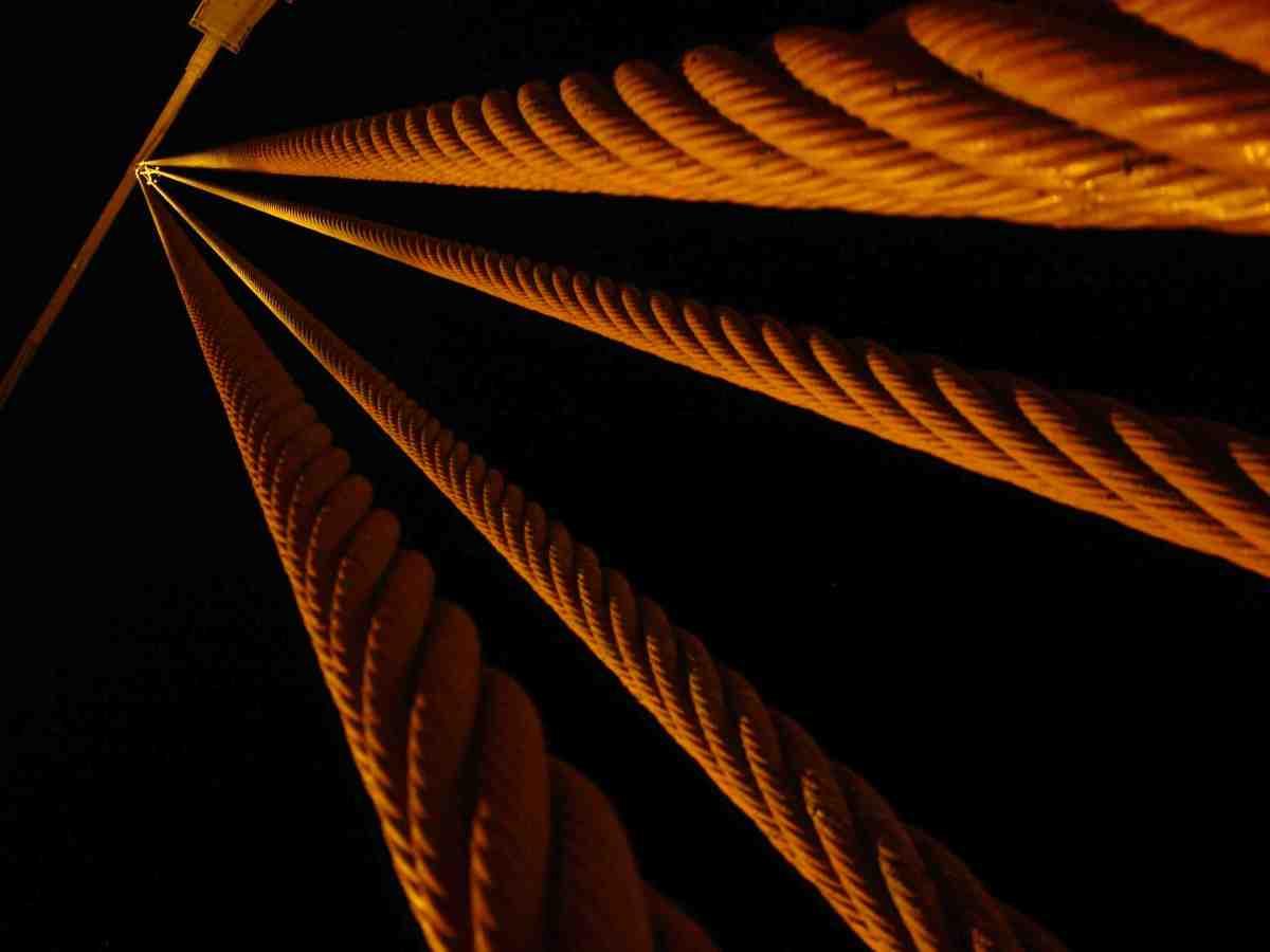 Golden Gate cables