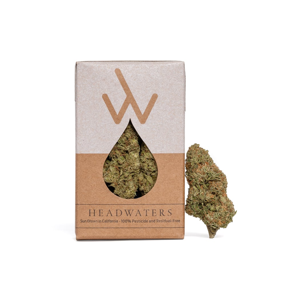ROSE OG  Rose OG is a hybrid strain with a floral fragrance that provides its users with an elevated sense of calm. Recommended for creative inspiration, calming muscle spasms, and reducing stress. Weight: 1/8 oz.