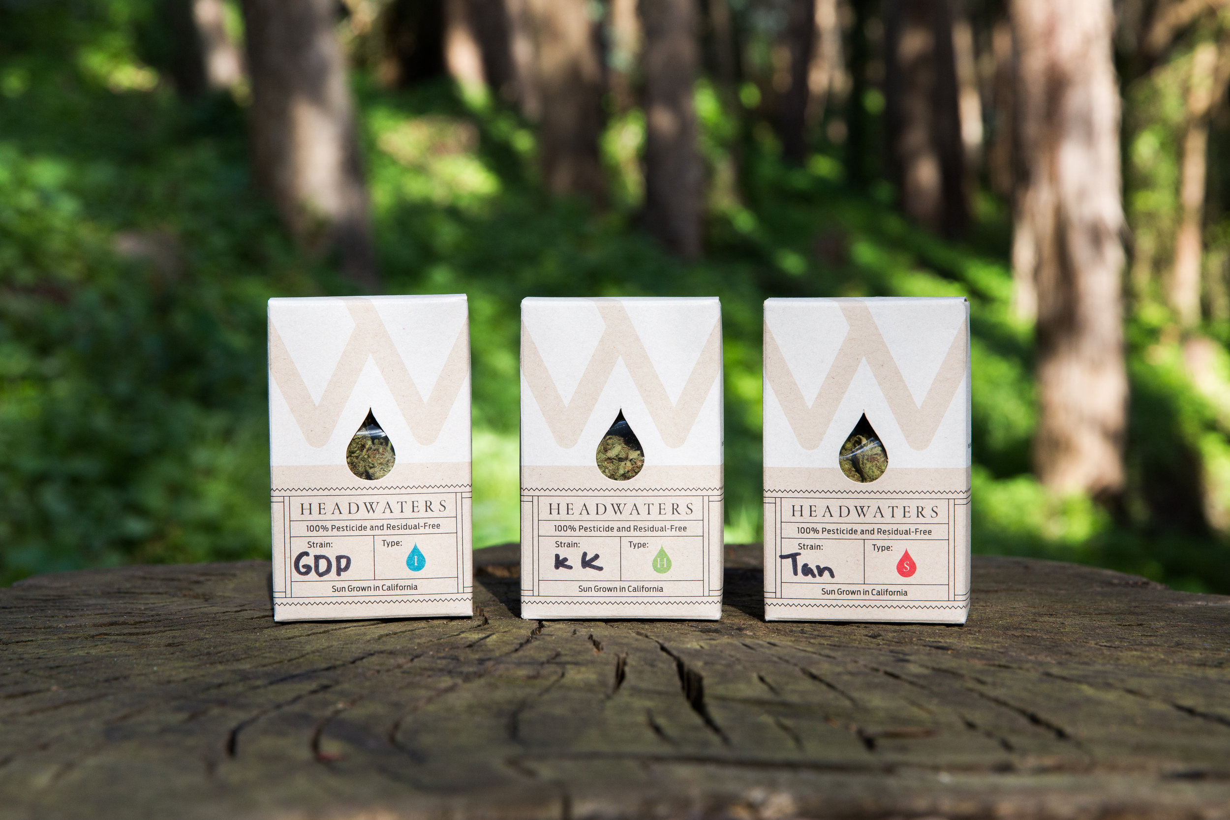 Higher Standards - Explore our product line of concious cannabis.