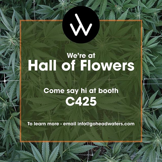T-minus one week! Who else will we see at Hall or Flowers?  #FollowtheHeadwaters
