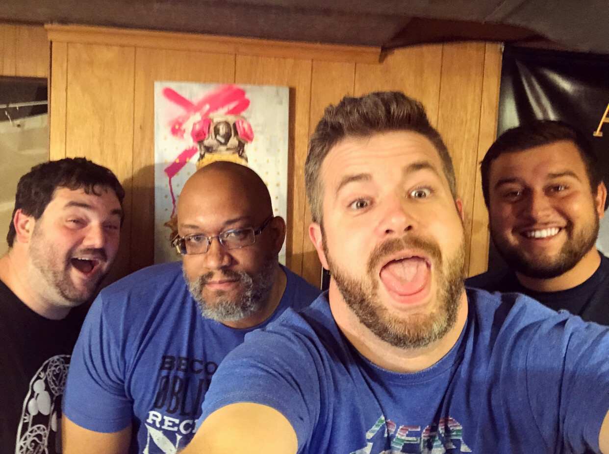 The I Could Be Wrong Podcast Crew