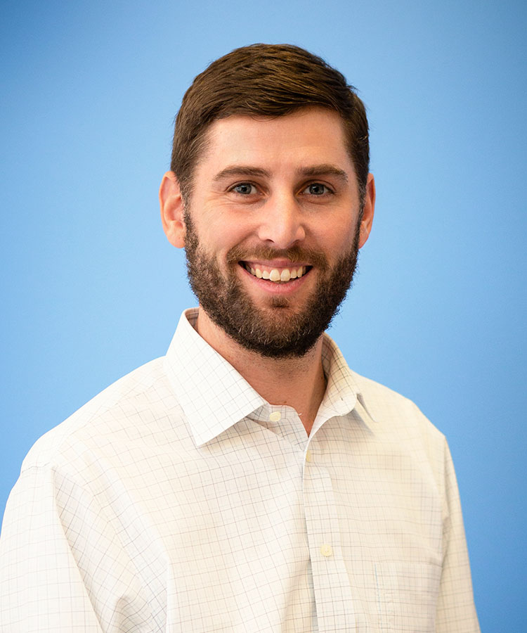 Jeff Haislet, Data Coordinator