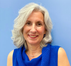 Liz Gamache, Director of Business Development and Donor Relations