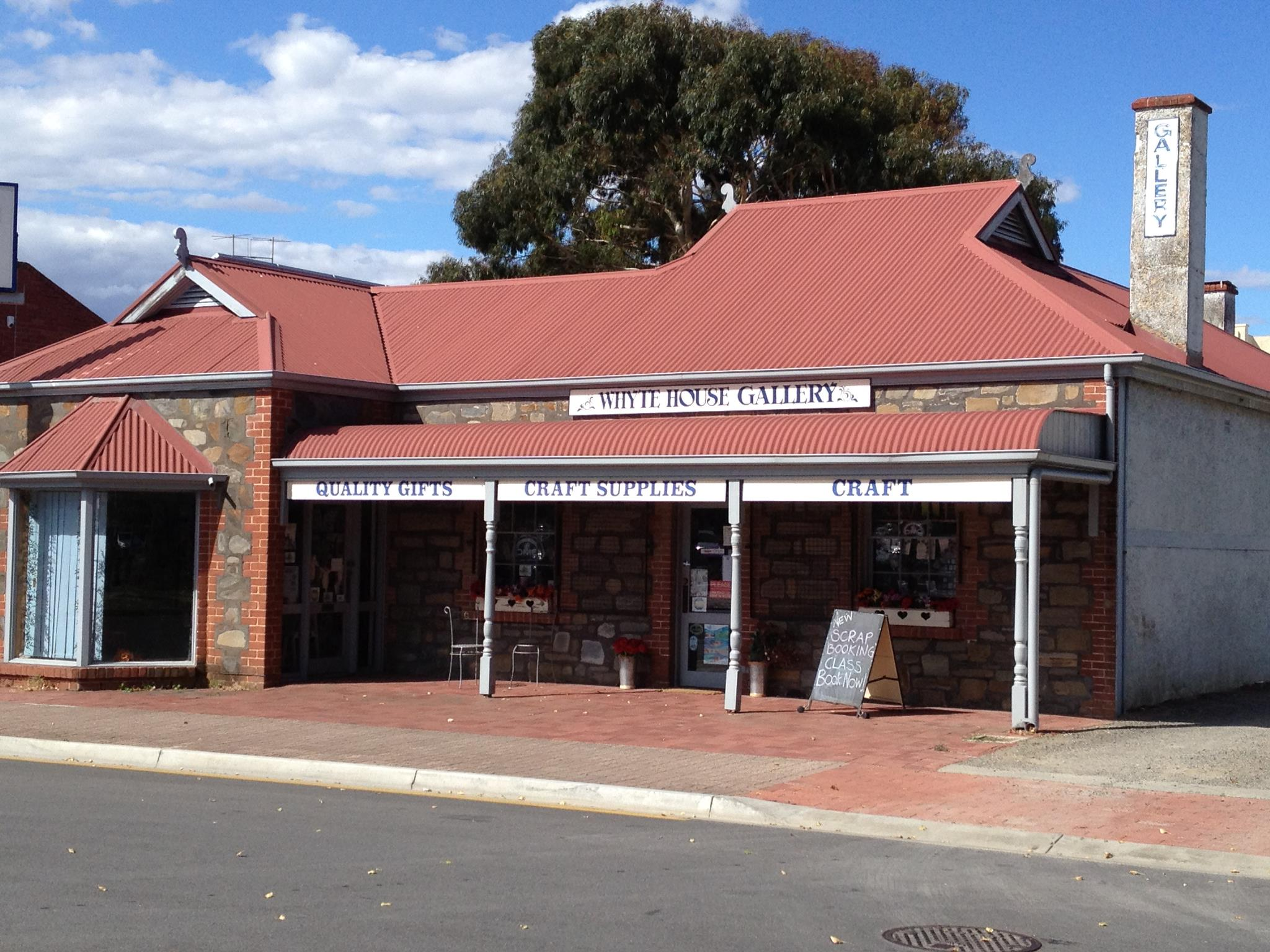 Whyte House Gallery - Craft & Arts Supplier.2 Stuart St(08) 8552 1885