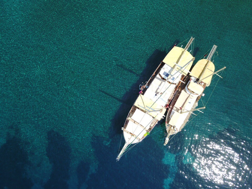 Gulets MedSea ES Canada and MedSea Aegean