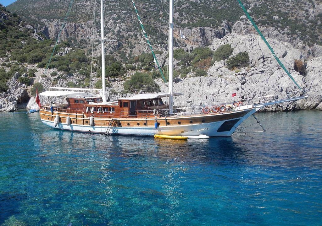 MedSea ES Canada on the Turquoise Coast of Turkey