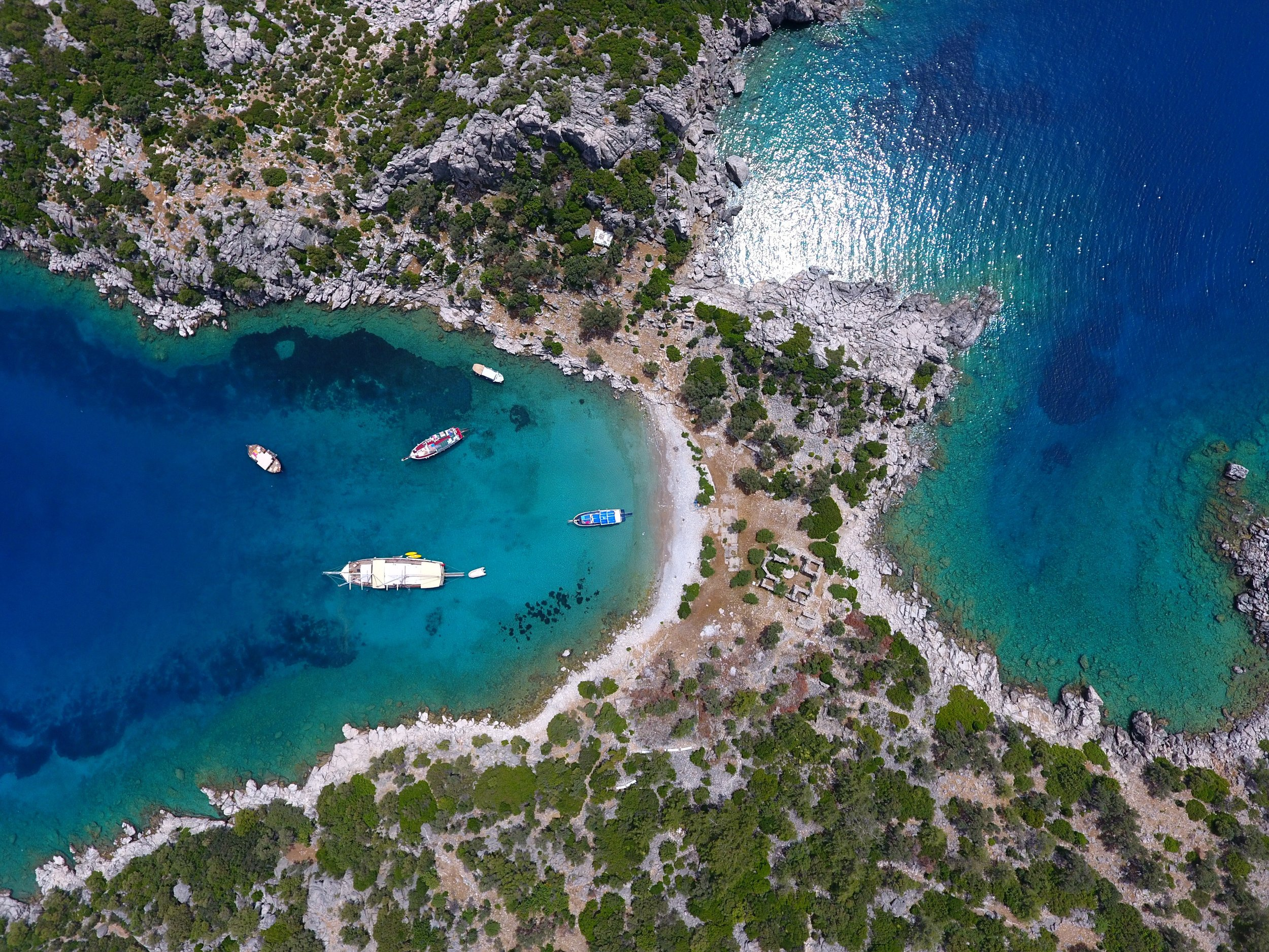 Incredible Turquoise Coast of Turkey and MedSea ES Canada