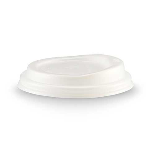 Short Series PLA (Compostable) Lid - Quick description:This compostable coffee cup lid fits all our cups in the Short series.Packaging Specifications:1000 units per cartonCarton Size – 48x25x40cm4kgSkinny Range Or Short Range? Click here to see which is right for you.