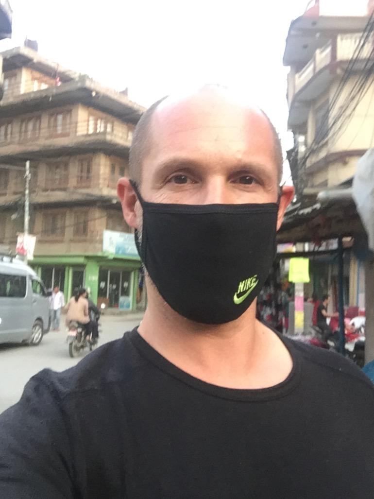 Atemlos in Nepal