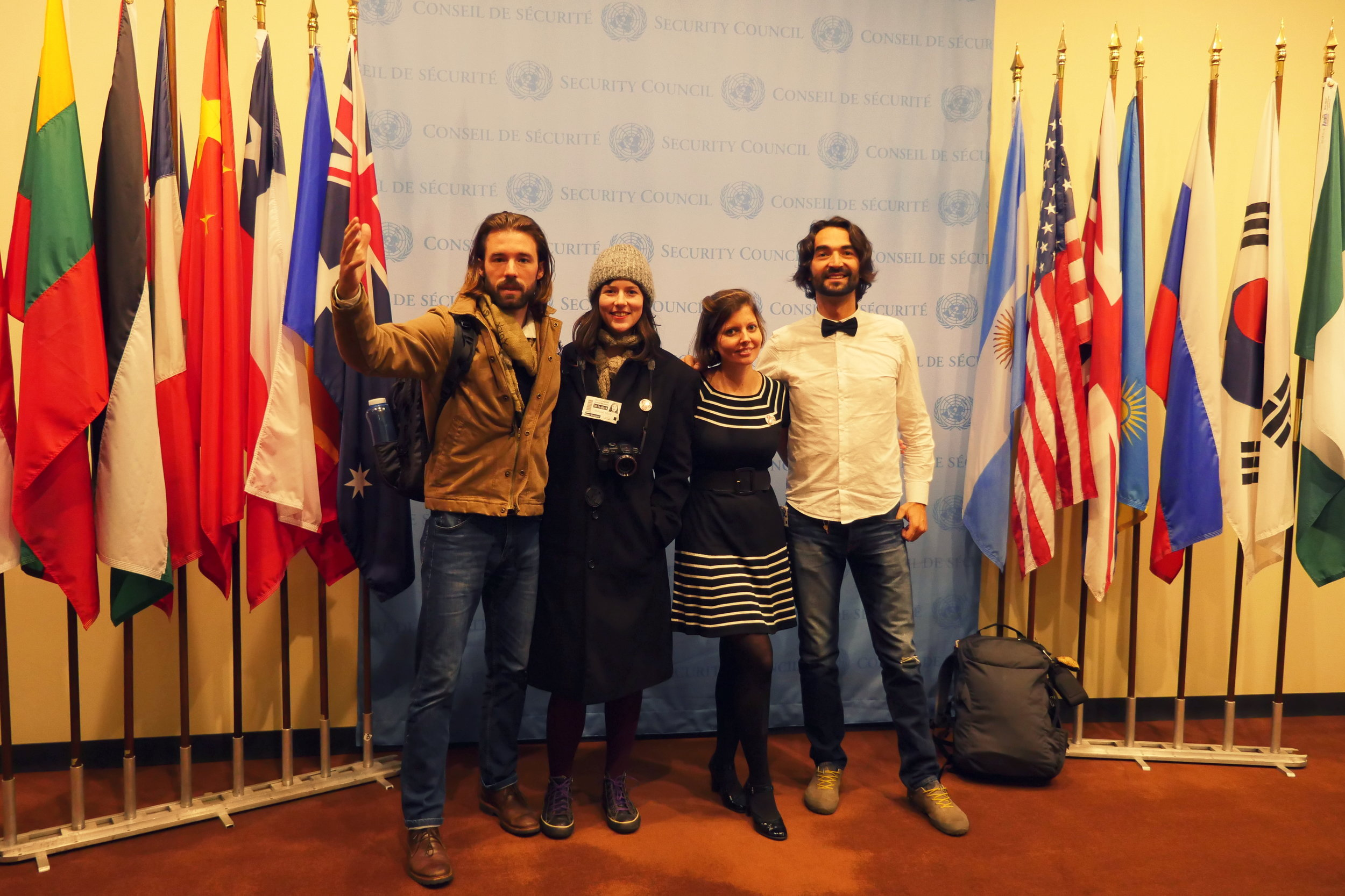 60. USA New York, great honor to be invited in the UN.jpg