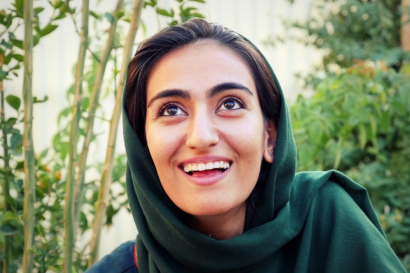 22. Iran, Yaz, our beautiful host SIMA.jpg