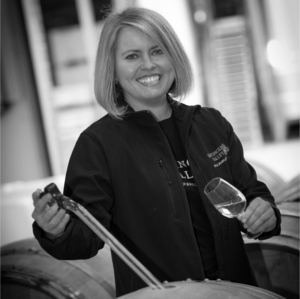 Emma Rice - Director and Head Winemaker