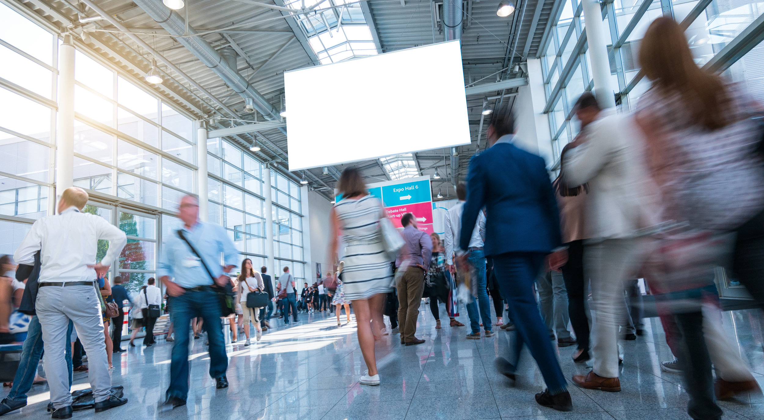 Are you converting trade show leads to prospects?