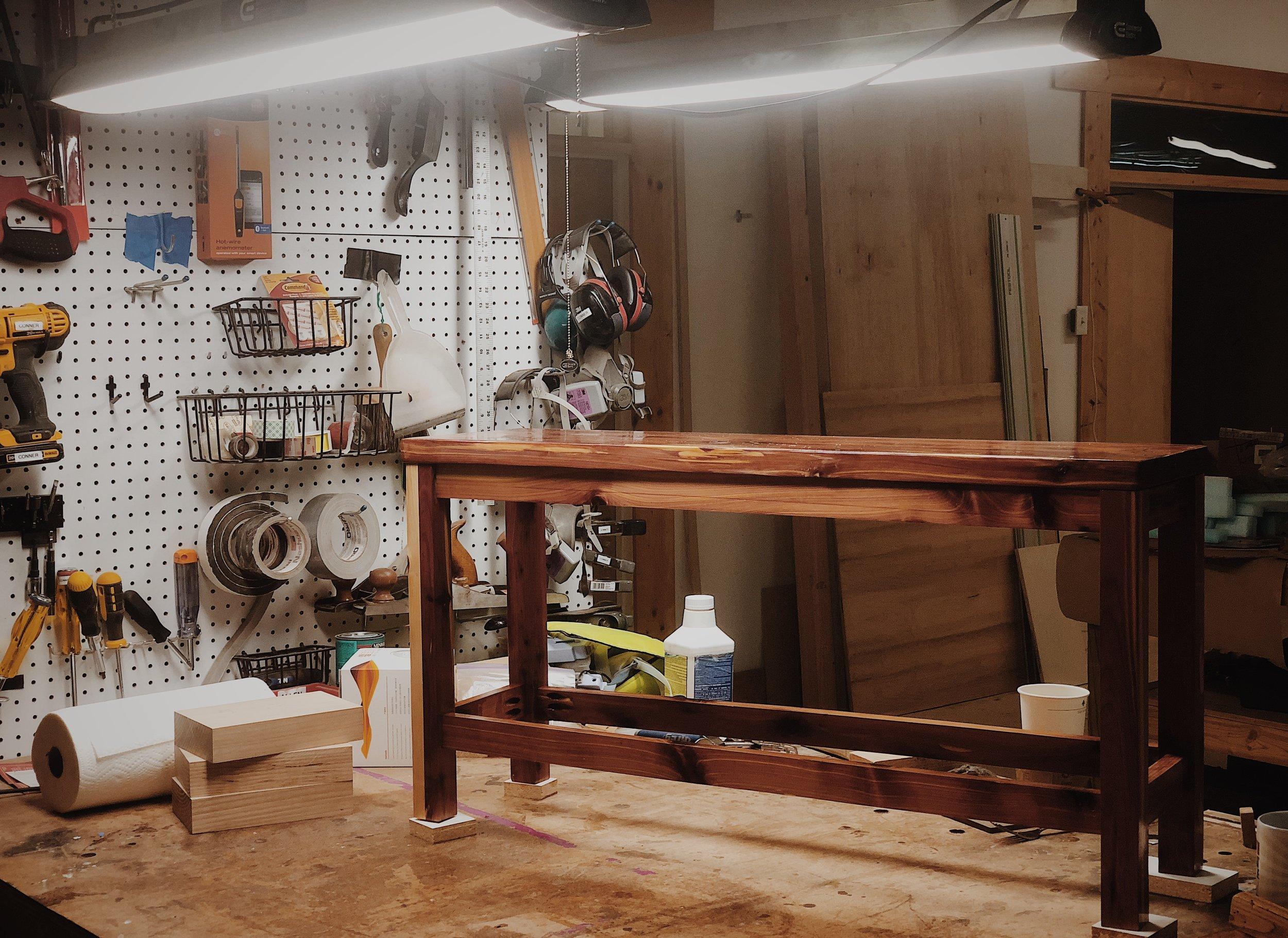 Woodworkers Bench.JPG