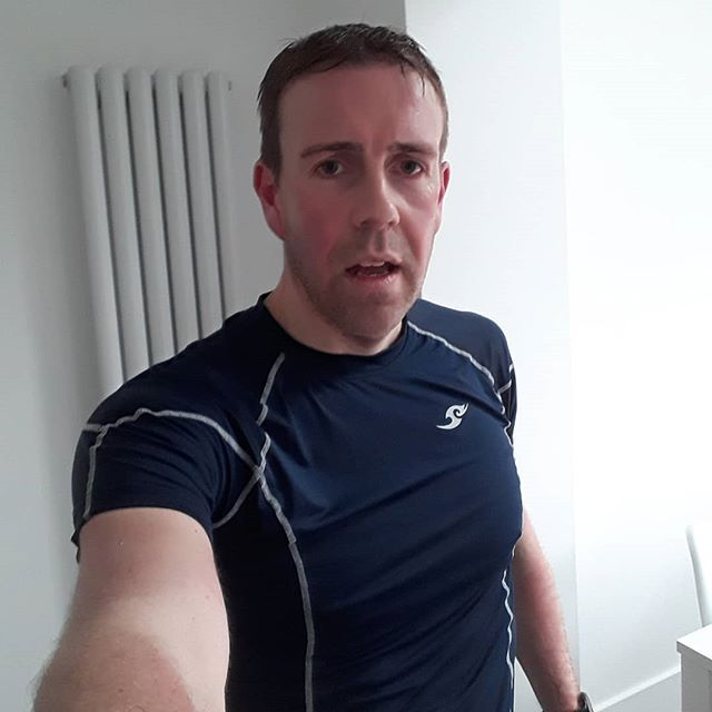 Me vs the British weather, I went out this morning and put in a time on feet run of 2hrs 40mins for marathon training, it rained the whole way round , I came back and all (and I mean all) extremities were numb. My hands couldn't even work enough to turn my door key! It's now  beautiful sunshine and not a  cloud in the sky. Grrr. Marathon is 3 weeks on Sunday, at least if it rains on the day I'll be prepared.  #jigsawpersonaltraining #jigsawrunningcoaching #marathontraining #runnersofinstagram #runlondon #virginlondonmarathon #longrun #veteran #britishweather #soaked #knackered #numb #runningcoach #runningintherain
