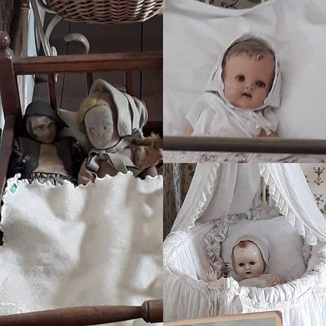 I may never go to sleep again 😯😨 Scary baby judges you  #victorianshatedchildren #beamish #horror #dolls #dollskill #myeyesmyeyes