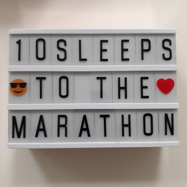 This is when the real wait kicks in, tapering is lowering mileage significantly and people start getting fidgety, rest and relax, you've done the hard work now it's all about getting ready for the start line,  #jigsawpersonaltraining #jigsawrunningcoaching #wemakeallshapesfit #londonmarathon #runnersofinstagram #runningcoaching #runningcoach #virginlondonmarathon #runlondon #tapering #endurance #stamina #sleeps #countdown