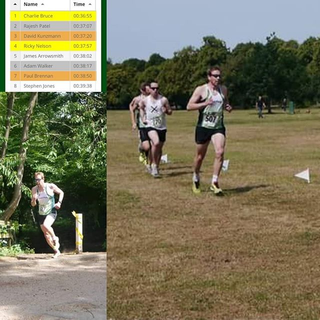 If @carlsberg did Sundays... On a very hilly triffic trail 10k I ran 38:20, finished 6th overall and second veteran. Then England win 6-1. Might buy a lottery ticket now...