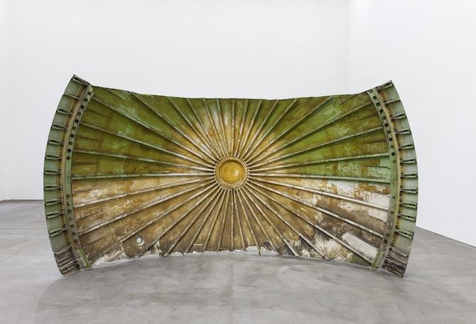 Виды инсталляции, Михаил Пиргелис, галерея Sprüth Magers, Берлин, 2014