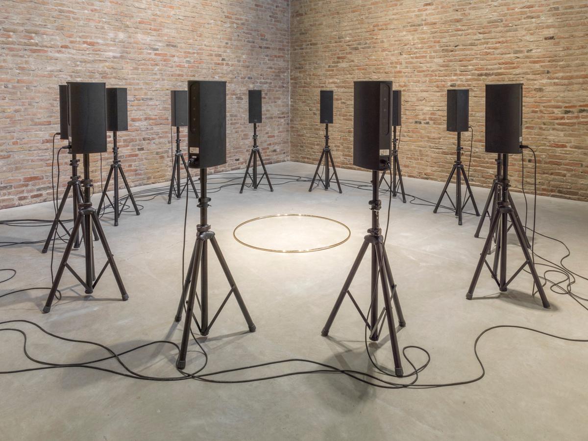Алисия Кваде, «Nachbild», 2017