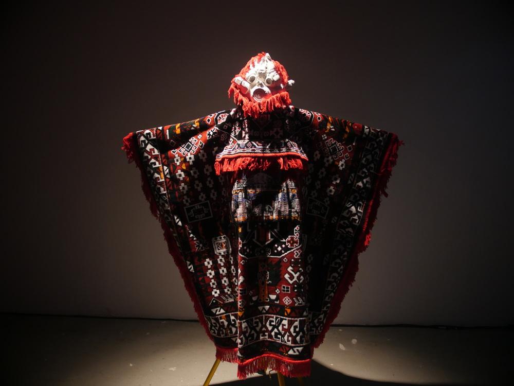 АЛЕКСАНДР БАРАВАР,  Bulky Performance , Palais de Tokyo, 2017