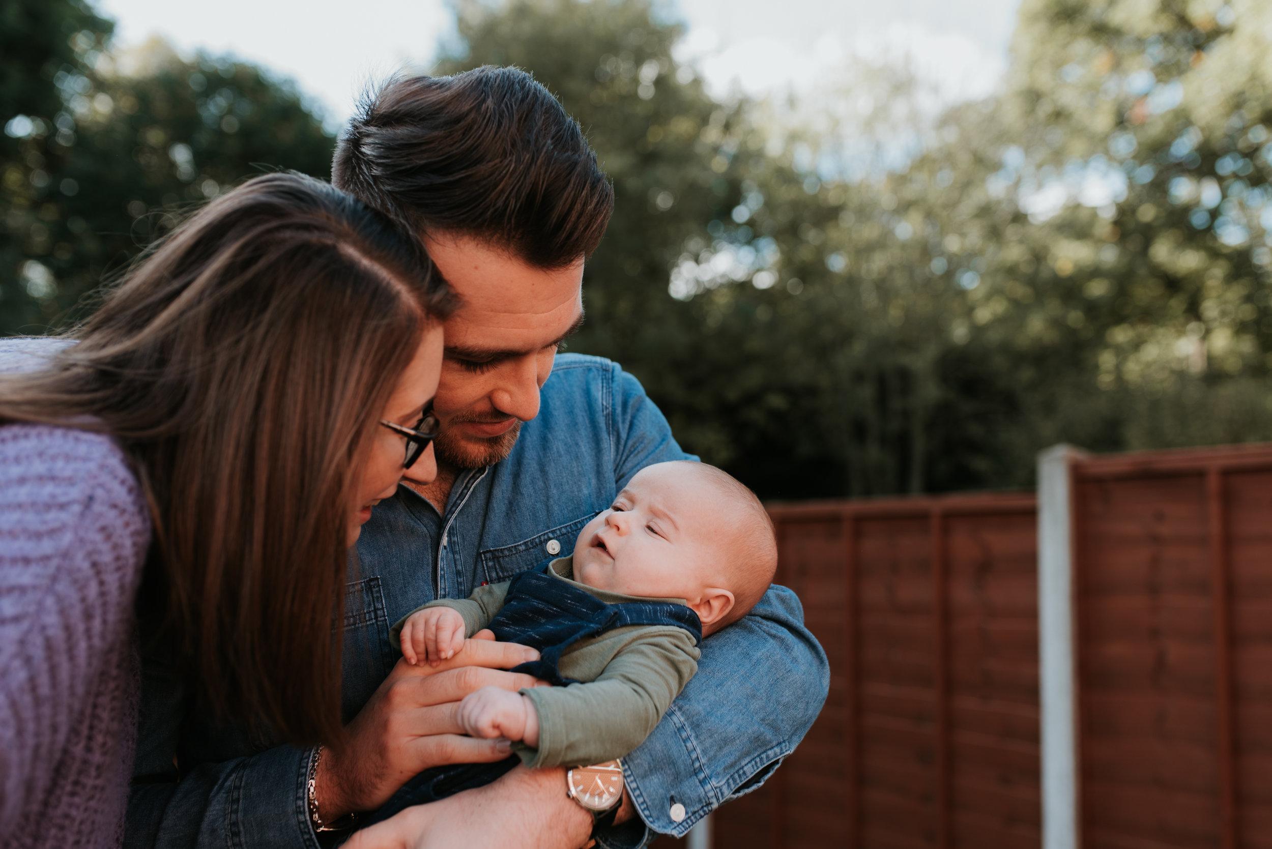 Authentic Baby Photographer Wokingham