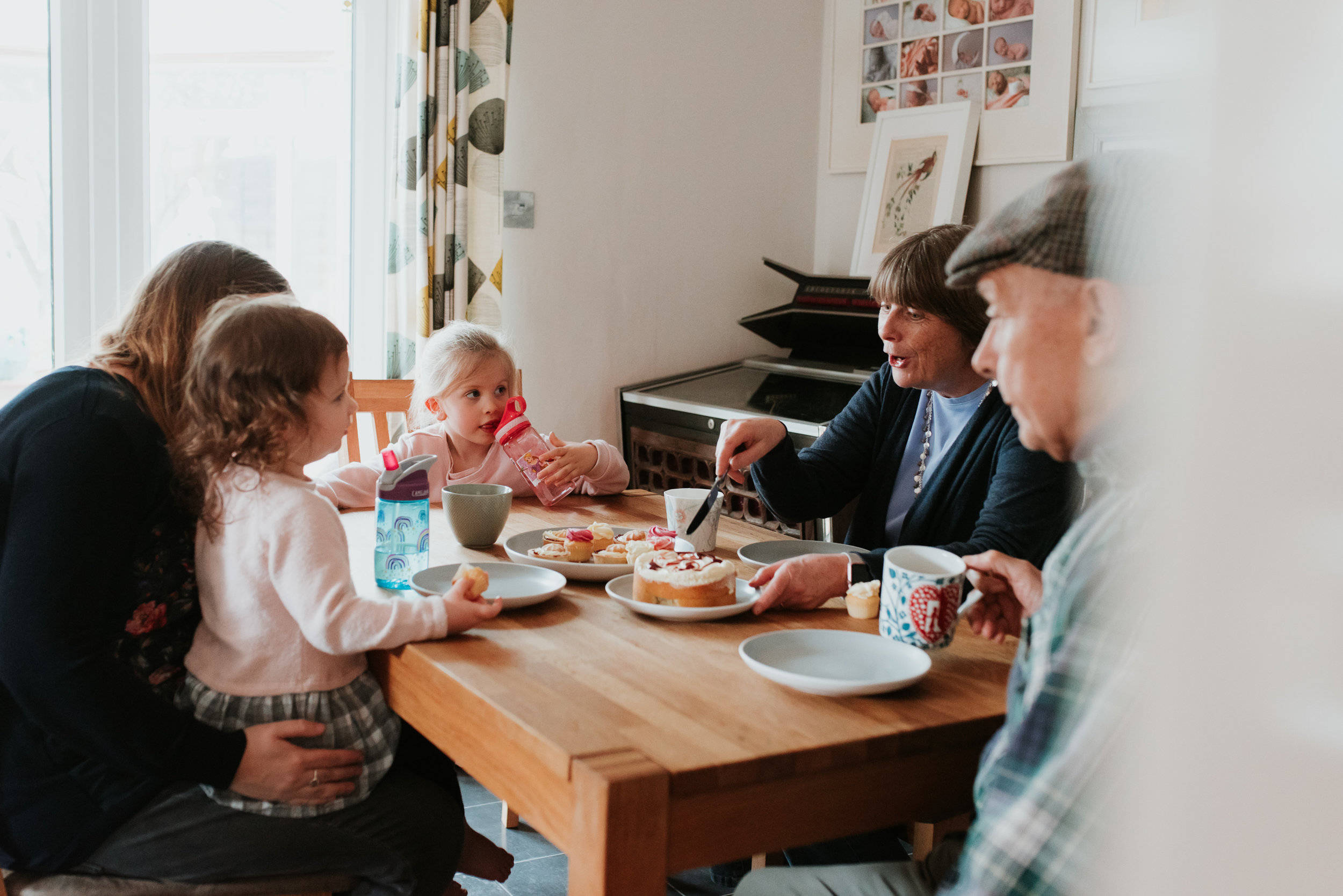 Storytelling family photographer