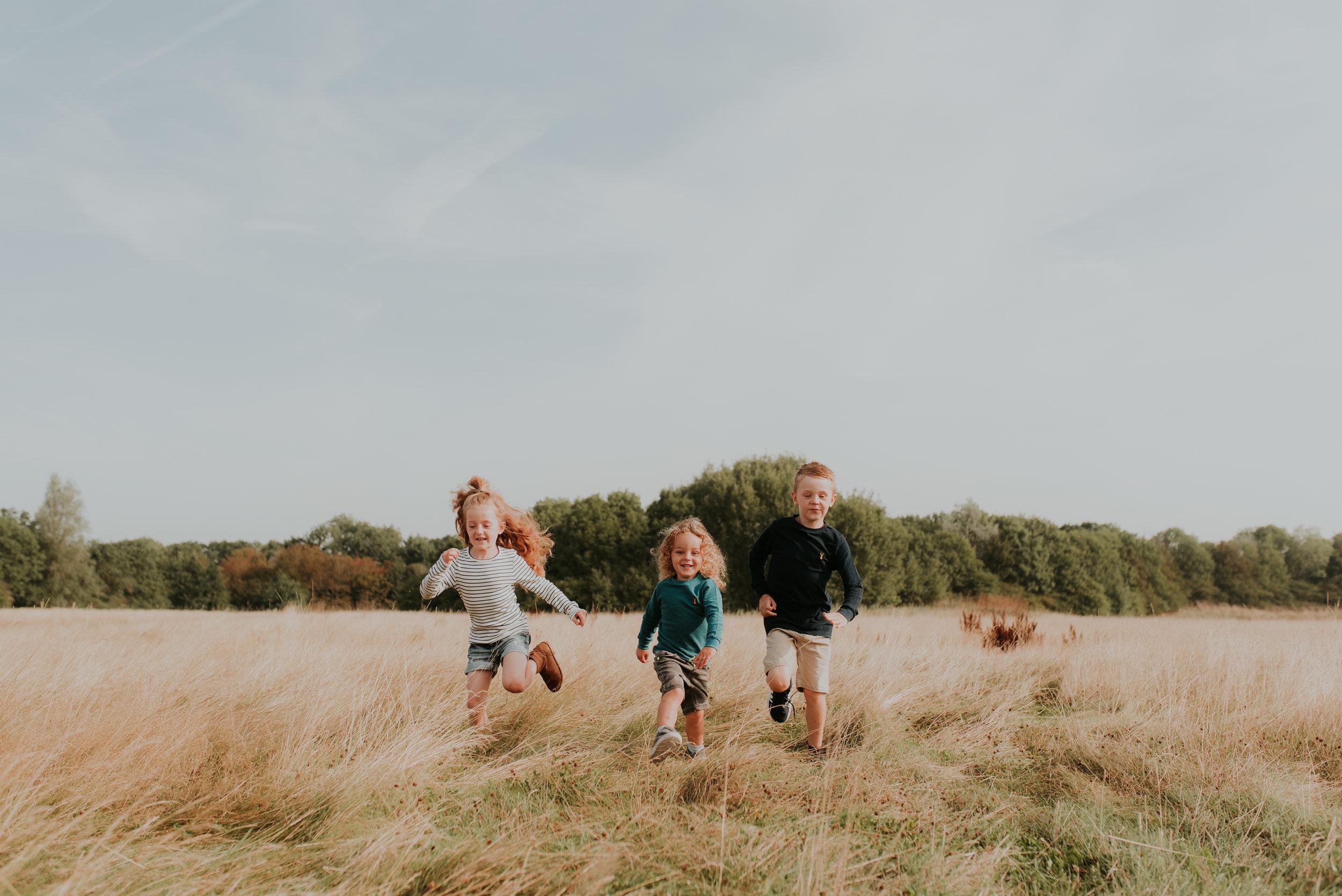Wokingham child photographer