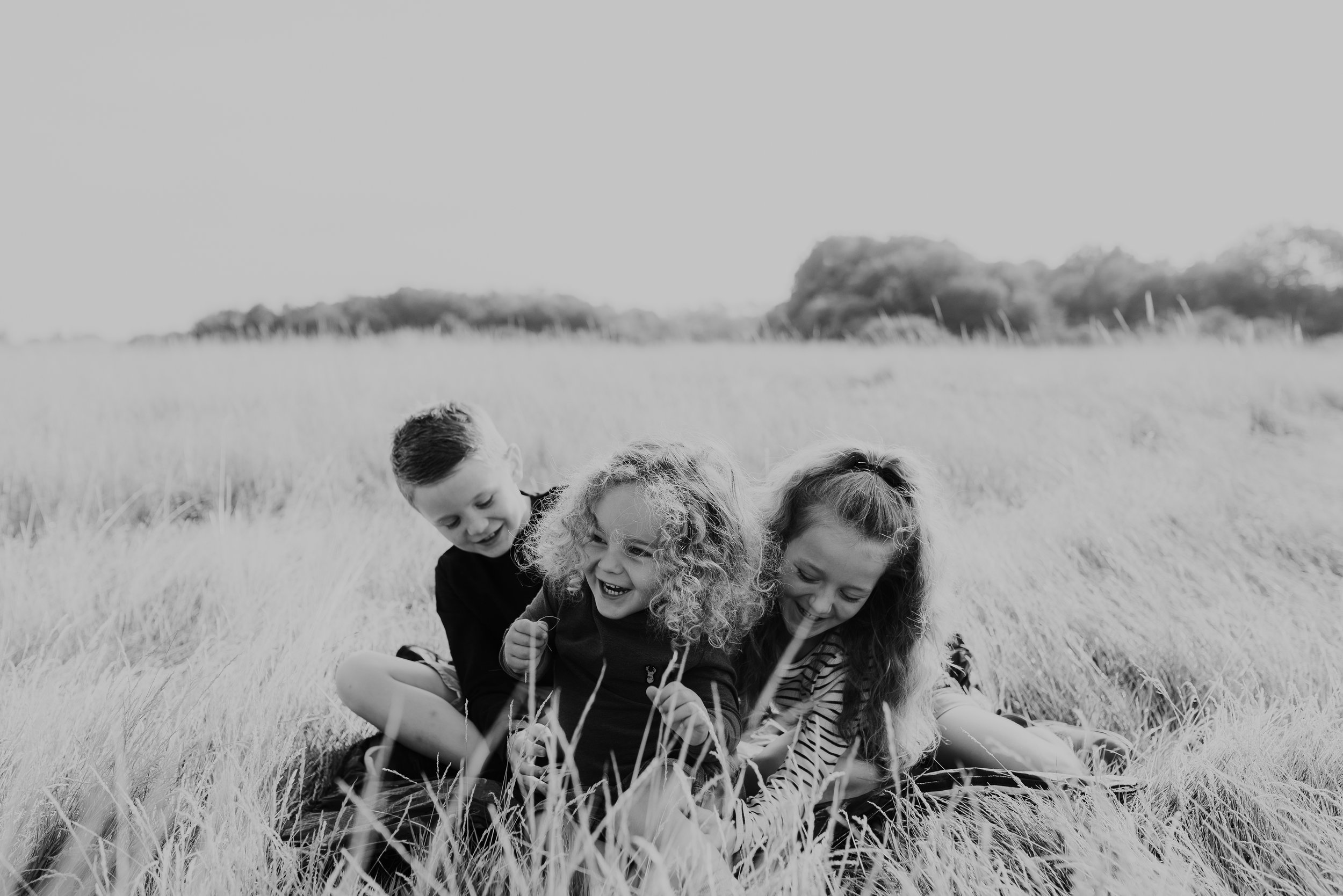 Relaxed family photos Wokingham
