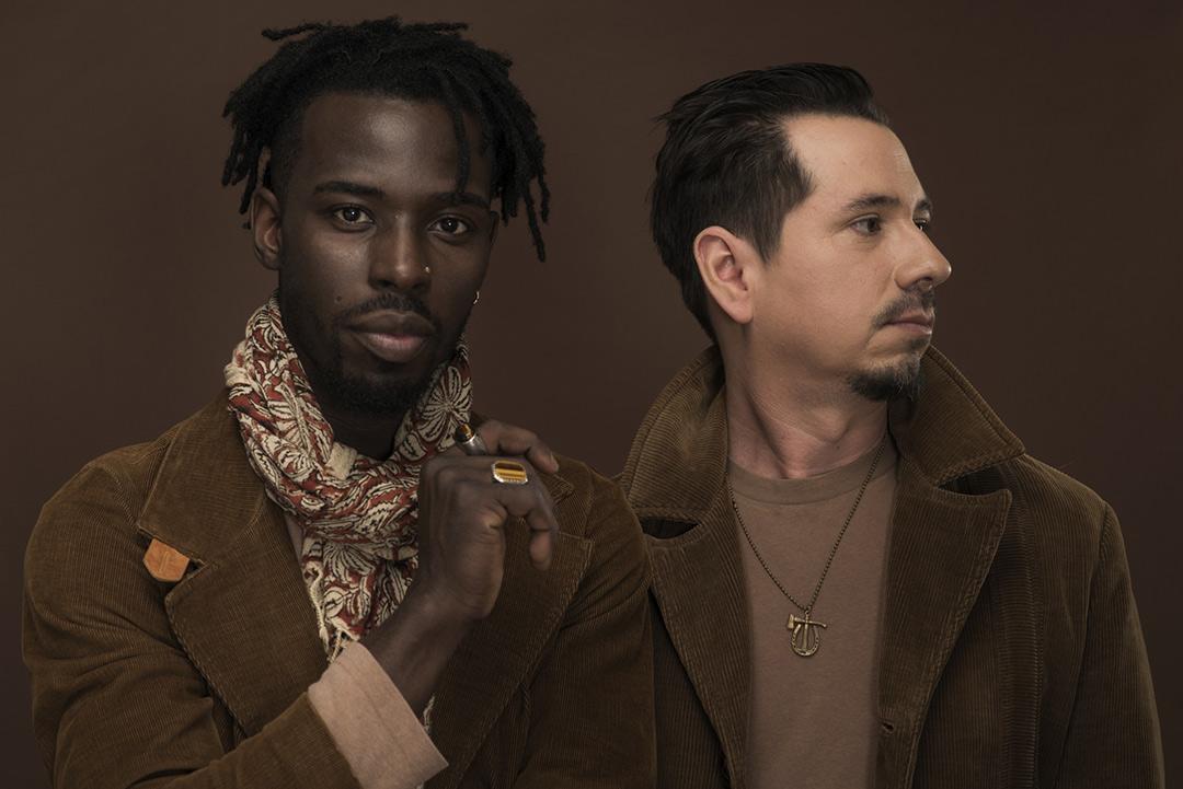 Black Pumas - Eric Burton & Adrian Quesada