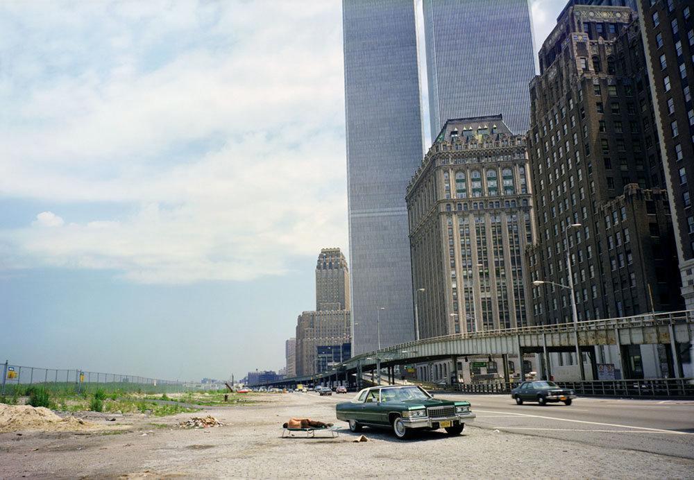 West Side Highway, New York City 1977 (da ricreazione), 1977