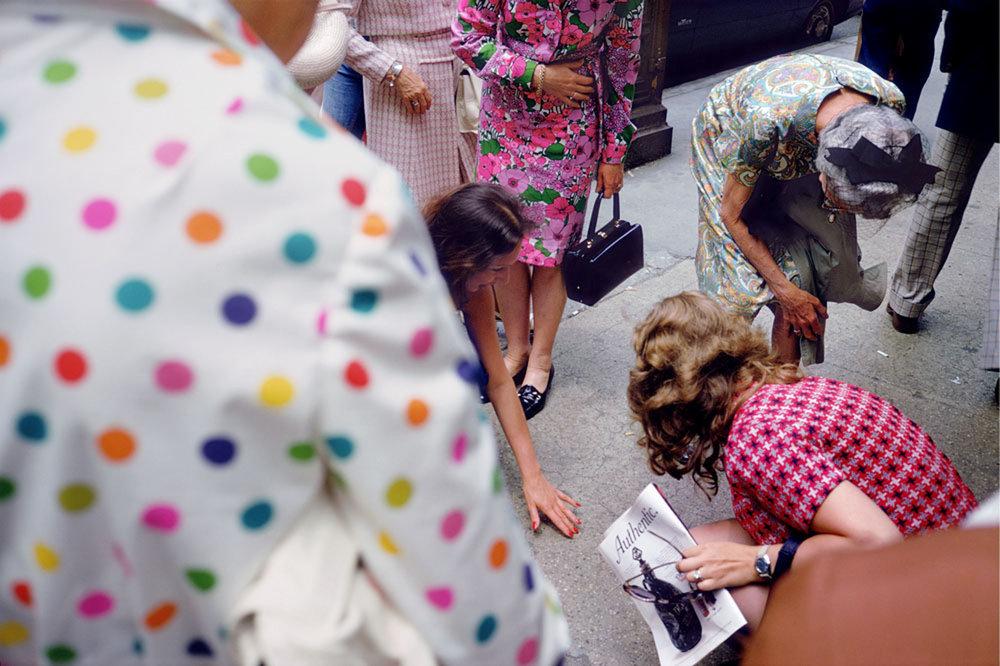 Madison Avenue, New York City 1973, (da Ricreazione), 2005