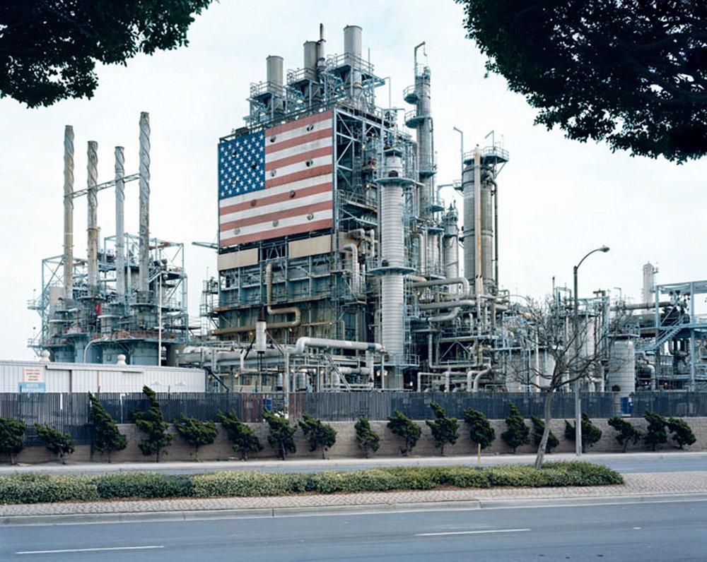 BP Carson Refinery, California 2007 (da American Power)