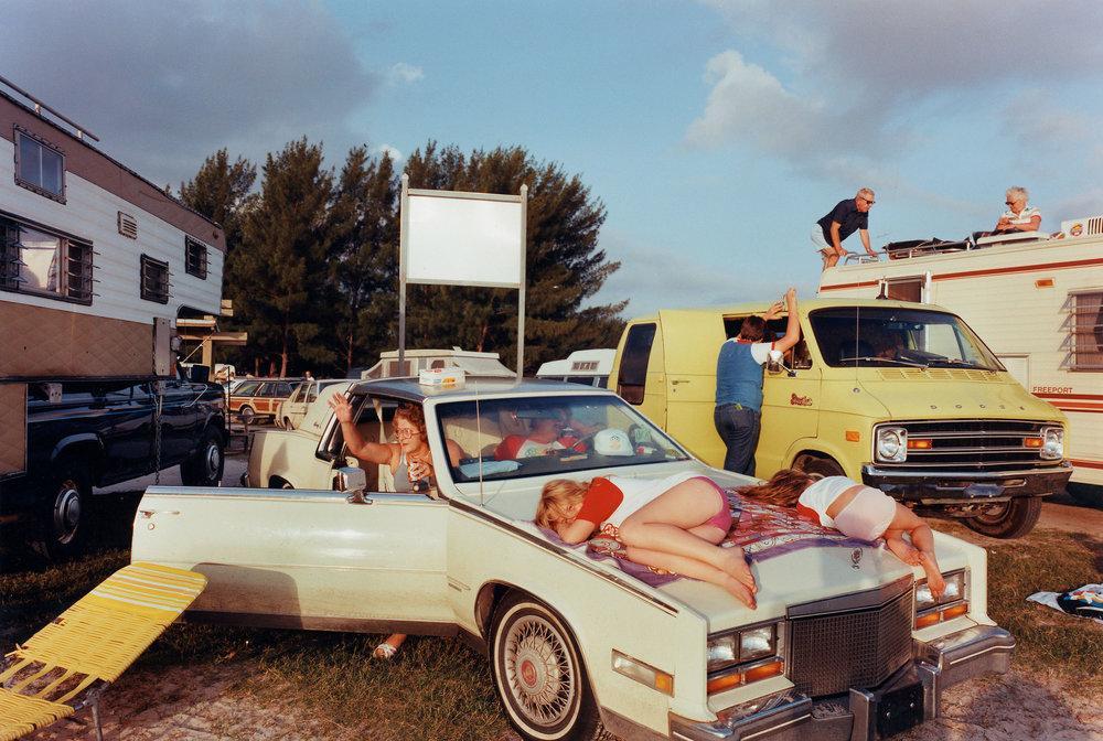 Cocoa Beach I, Florida 1983 (da Ricreazione), 1983