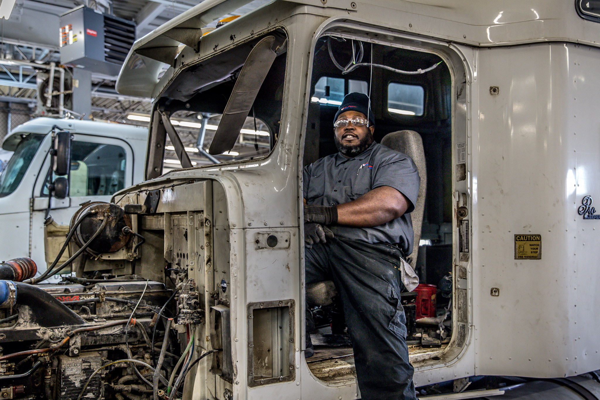 Diesel Technology w/ CDL - The objective of this program is to graduate an entry level diesel technician trained in all areas of diesel repair, maintenance, failure analysis and diagnosis. The Diesel Technician Program is structured to provide the student with entry level job skills and knowledge to enter the work market as a diesel technician. Students completing this program will receive training in Commercial Truck Driving Operations and will be eligible to test for a Commercial Driver's License.