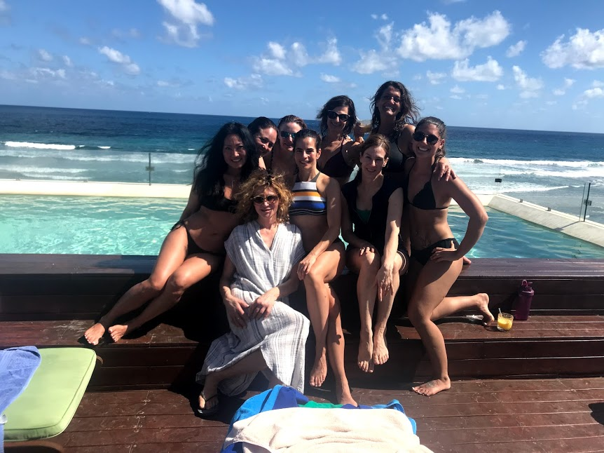 Tulum, Mexico Feb. 2018 - Itinerary: Thursday Check-in 3pmUpon Arrival, get settled, explore the house, take a swim in the ocean, a few minutes to walk to beach. Family Dinner around 8pm Friday/Saturday/Sunday:Morning meditation at the beach between 6am and 7am with time to play in the water7am: light breakfast, fresh fruit, yogurt, coffee and tea8:30am Daily Workout10am: Breakfast ( all meals will be intelligently prepared, designed to burn fat and sustain energy for daily activities) Daily Excursion: We are close to Mayan Ruins, Downtown Tulum and cenotes (natural swimming holes) are all over waiting to be explored) We can discuss what we want to do for the afternoon, even just relaxing on our beach. One day excursion will be planned and one evening out will be planned.Lunch: Will either be packed if we go an day trip or served at the house between noon and 1pmDowntimes between lunch and dinner, pool, ocean, hammock and a book, whatever.Evening Movement Practice. Yoga, mobility, stretching and relaxingDinner will be served in house daily between 7:30 and 8pmHealthy Snacks will be put out during the day here and there, making the most of fresh avocados, fruits and vegetables.