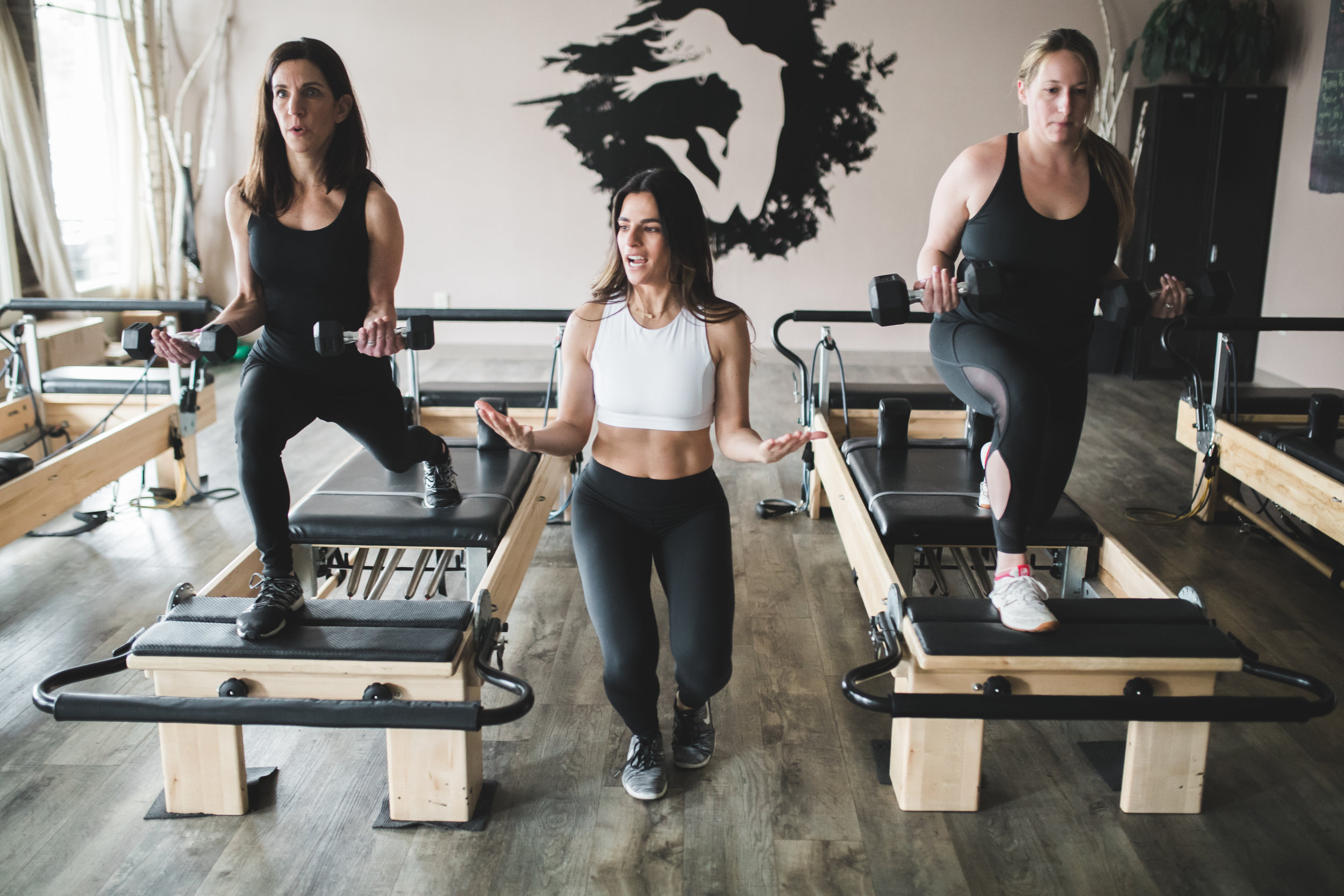 Only at FreeStyle have Access to hiit workouts, boxing, pilates reformer & Yoga - Train to learn a new skill, to get fit, to increase your VO2max, to strengthen your muscles and organs, to develop new patterns and rid yourself of old habits that no longer serve you with the BEST fitness community around