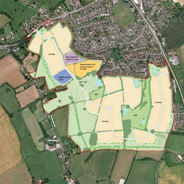 SOUTH GLOUCESTERSHIRE - up to 950 HOMES