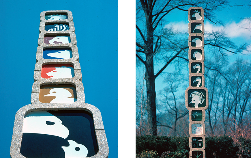 Wayfinding at Minnesota Zoo