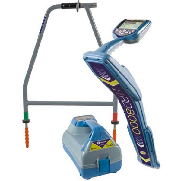 ACVG Equipment - As used by Corroconsult