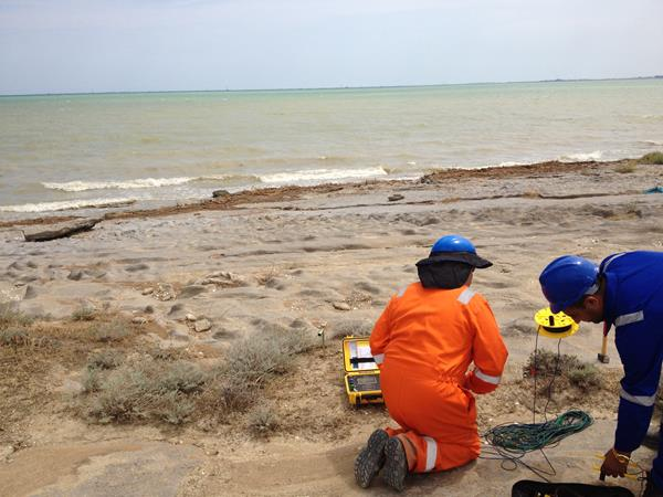 Soil Resistivity Measurements - Landfall Pipeline